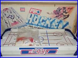 Vintage Tudor Games Pro Hockey Table Top Game