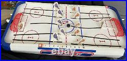 Vintage Tudor Games Pro Hockey Table Top Game-All Pieces Here-See Description