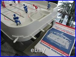 Vintage Wayne Gretzky's 99 All-Star Hockey Table Top Hockey Game 1996 Playtoy