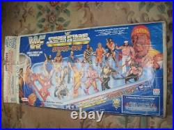 WWF Wrestling Superstars Shoot Out Table Top Hockey Game