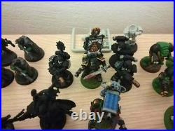 Warhammer 40,000 Space Marines Salamanders Full Army Tabletop Standard Painted