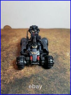 Warhammer 40K, Dark Angels Ravenwing Army Painted Tabletop++