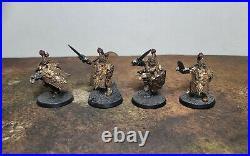 Warhammer 40k, Adeptus Custodes Army, Patrol Detachment Painted High Tabletop+