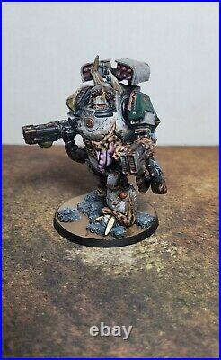 Warhammer 40k, Death Guard Army, Vanguard Detachment Painted Tabletop++