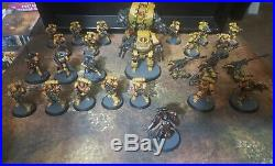 Warhammer 40k Imperial Fists Battalion, Painted Tabletop+, 60PL