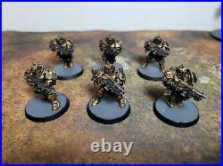 Warhammer 40k, Legio Custodes Battalion Detachment, Painted Tabletop++