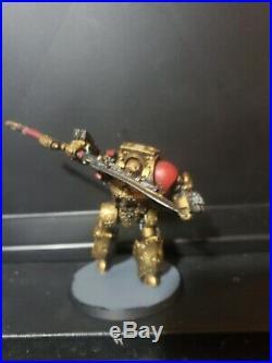 Warhammer 40k, Legio Custodes Vanguard Detachment, Painted Tabletop+