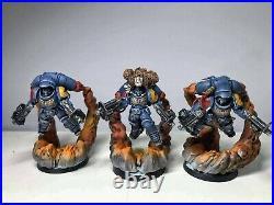 Warhammer 40k Primaris Space Marine Space Wolf Painted Tabletop Dark Imperium