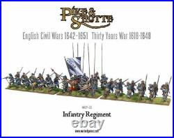 Warlord Games Pike & Shotte For King & Country (Englisch) Starter 28mm Tabletop