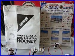 Wayne Gretzky's NHL All-Star Hockey Table Top Edition BuddyL Vintage 1990s Game
