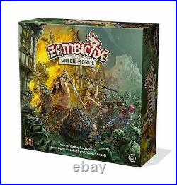 Zombicide Green Horde Core Board Game CMON 2018 Brand New & Sealed Tabletop Game